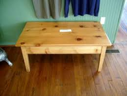 Pine Coffee Table Occasional Tables Antique Tables