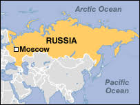 moscow russia map moscow on a map my