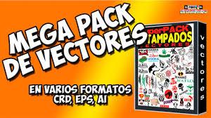 imagenes vectoriales gratis megapack de vectores 100 gratis youtube