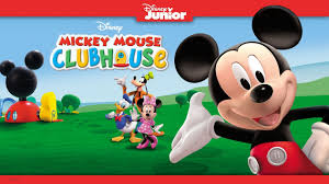 mickey mouse clubhouse tv on play