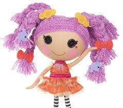 lalaloopsy loopy hair loopy hair doll peanut big top lalaloopsy dolls