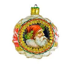 dresden glass ornaments antique german