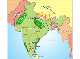 Map Of Nepal India by Social Studies Ancient India Map History Showme