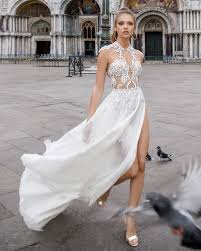 wedding dress collections lazaro 2018 wedding dress collection martha stewart weddings