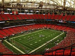 atlanta falcons georgia dome one of my favorite places to be