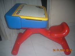 Red Kids Desk by Toys4toddlers Todays Kids Desk Cum Seat