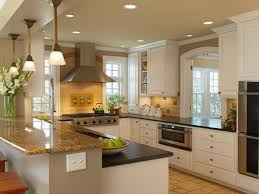 Kitchen Island Dimensions With Seating by Kitchen Designs 1 Story House Plans With Country Kitchen Island