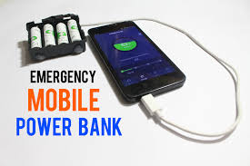 phone charger how to make an emergency mobile phone charger using aa batteries