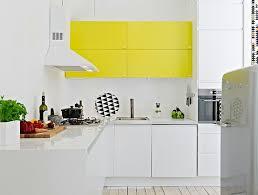 meuble cuisine jaune meuble de cuisine pas chere et facile gelaco com