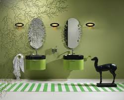 Best COLOR OF THE YEAR  Greenery Pantone Images On - Green bathroom design