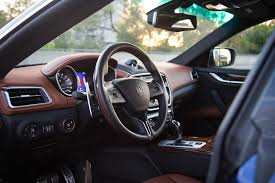 maserati jeep interior review 2016 maserati ghibli s q4 canadian auto review