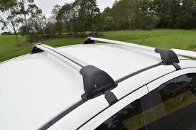 2009 Toyota Corolla Roof Rack by Aerodynamic Roof Rack Cross Bar For Toyota Corolla 2012 15 Hatch