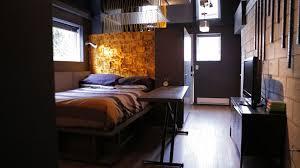 chambre style loft une chambre de style loft