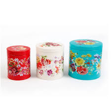 Tin Kitchen Canisters The Pioneer Woman Collection