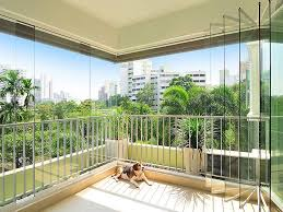 glass curtain the complete guide to the glazing of balconies
