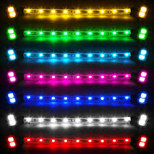 ultra bright neon falcon led pink blue white red amber light