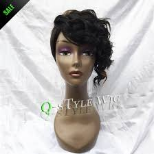 short hairstyle wigs for black women short wigs with color wigs by unique