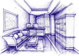 interior design office sketches sketch o to
