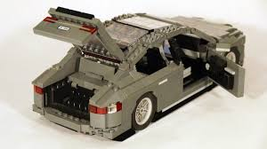 lego toyota full size lego camping trailer took 215 000 bricks to build