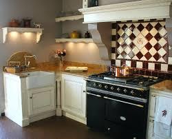 cuisine tomettes un sol en terre cuite pour un intérieur chaleureux maison