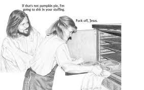 Fuck Off Jesus Memes - go away jesus album on imgur