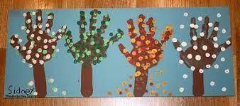 four seasons crafts for kindergarten 5 funnycrafts