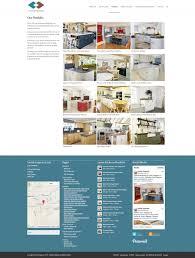 Kitchen Website Design Levick Jorgensen Kitchens Website Design Walton Creative
