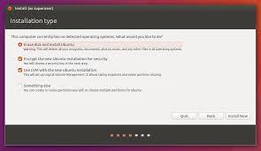 Home Design For Ubuntu System Installation Desktop Install Separate Home Partition