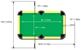 what are the dimensions of a pool table standard size pool table esraloves me