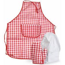 tablier cuisine pour enfant tablier et gant pour enfants achat vente pas cher