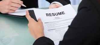 Resume Past Tense Should I Write My Resume In Present Or Past Tense Clark Howard