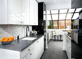 galley kitchen remodeling ideas contemporary galley kitchens modern galley kitchen design