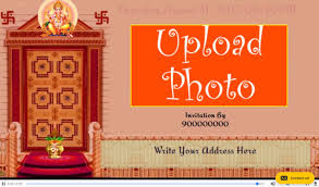 Housewarming Invitation Cards India Free Griha Pravesh Housewarming Invitation Card U0026 Online Invitations