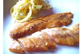 cuisiner filet de maquereau filets de maquereau crus en marinade de gingembre et d agrumes