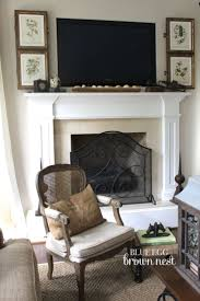 wall mounted tv hiding cables best 25 hide tv over fireplace ideas on pinterest tv over