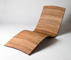 Sun Lounge Chair Design Ideas Tannin Lounger By Kieran Constructed Of Recycled Wine