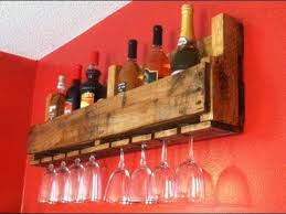 wine bottle glass rack youtube