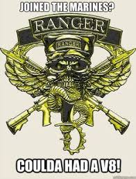 Army Ranger Memes - us army rangers pose in front of blackhawk super 68 razors edge