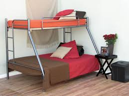 Felix Steel TriBunk Bed NEW YEARS SALE  Single Over Double - Steel bunk beds