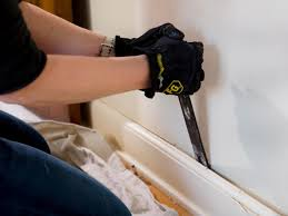 How To Make Wainscoting With Moulding How To Install Recessed Panel Wainscoting How Tos Diy