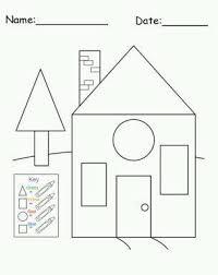 free color the shapes reader includes shape worksheets for 9