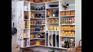 kitchen pantry closet organizers youtube