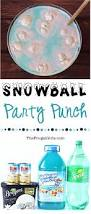 Totally Awesome Party Punch Ideas Snowball Punch Recipe The Frugal Girls Fun Movies Movie And