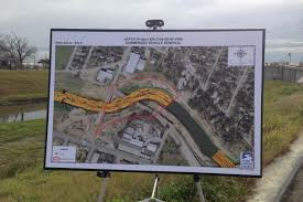 Harris County Flood Map Harris County Begins Project To Remove Submerged Cars From Bayous