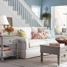 Hgtv Home Design Studio At Bassett Cu 2 Small Queen Sleeper Sofa Upholstered Bassett Furniture