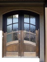 wood glass front door home design 1000 images about front doors on pinterest modern
