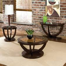 Living Room Table Sets Espresso Coffee Table Black And End Tables Side For Living Room