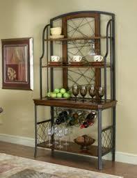 innovative decorative bakers racks furniture daisy baker s rack
