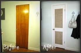 Wooden Doors For Bedrooms Beautifully Contained How To Spice Up A Flat Panel Door
