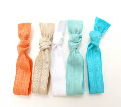 ribbon hair bands no tug hair ties 5 hair tie ponytail ribbon hair bands